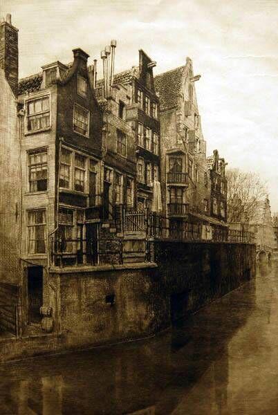 Grimmesluis, Amsterdam