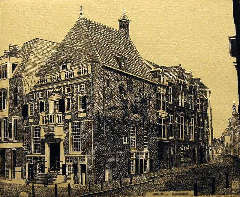 De Hoofdwacht, Haarlem