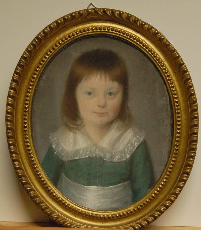 Portret van Franc van der Burch van Spieringhoek en Made