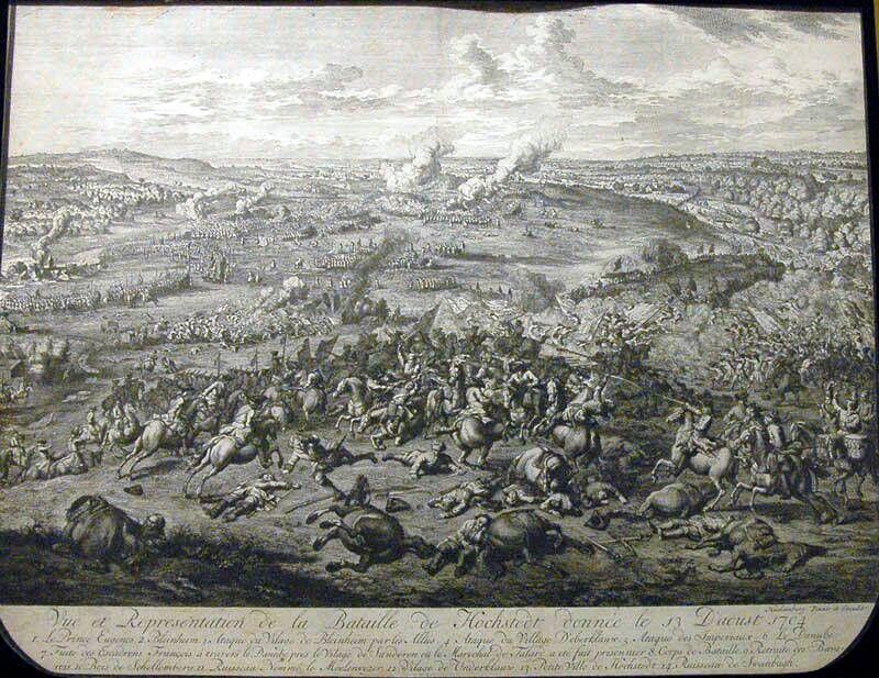 Veldslag bij Hochstedt 1704